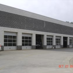finishline industries inc of ga closed garage door