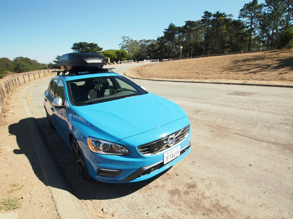 rack and san volvo yakima roof francisco o with of box ca thule photo biz photos solid states thx cargo united