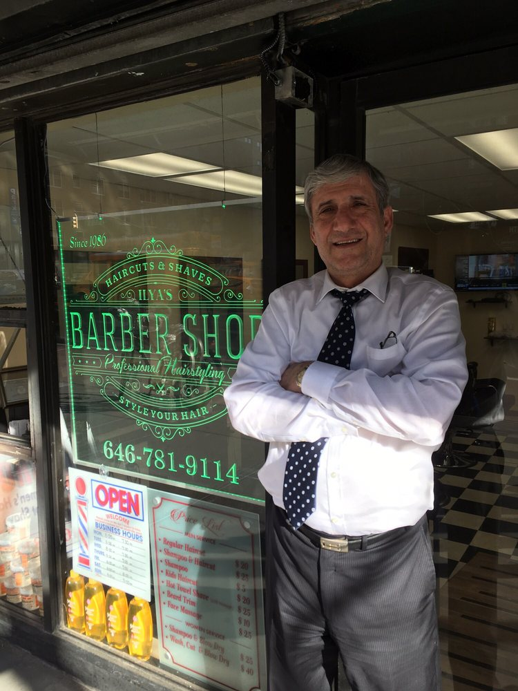 Ilya Barber Shop Services Closed 13 Photos 20 Reviews