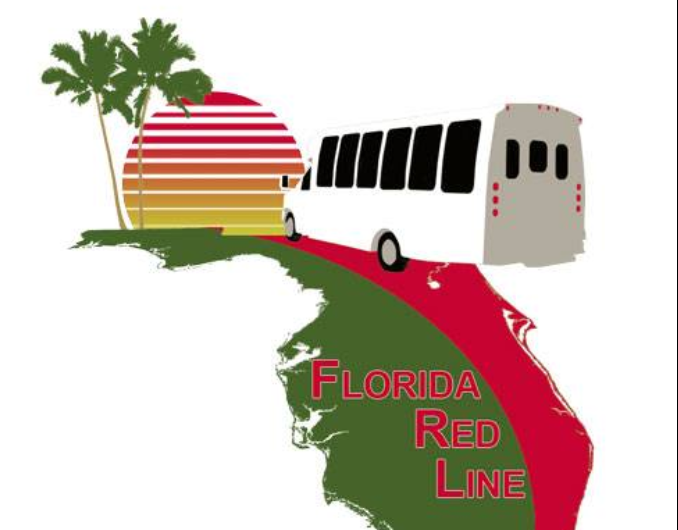 Florida Red Line Shuttle: 7746 Palm River Rd, Tampa, FL