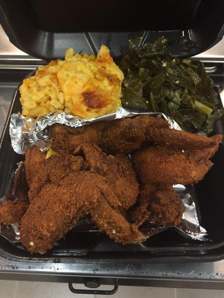 Soul Food Restaurants In Camden Nj