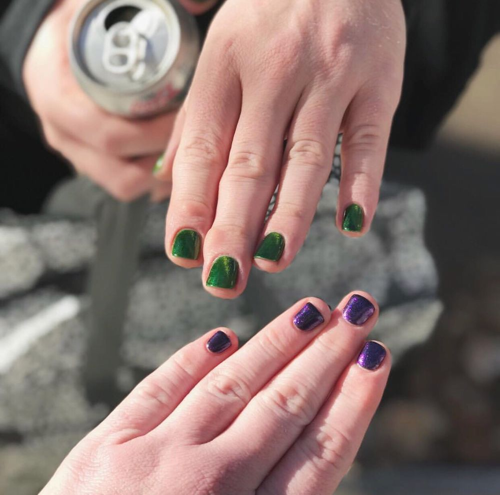 Dashing Diva Nails: 15 SE 20th Ave, Portland, OR