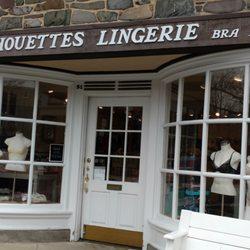 6fcc6e79139 Lace Silhouettes Lingerie - Lingerie - 51 Palmer Sq W, Princeton, NJ ...