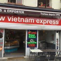 New Vietnam Express Vietnamese 4 Quai De La Fosse