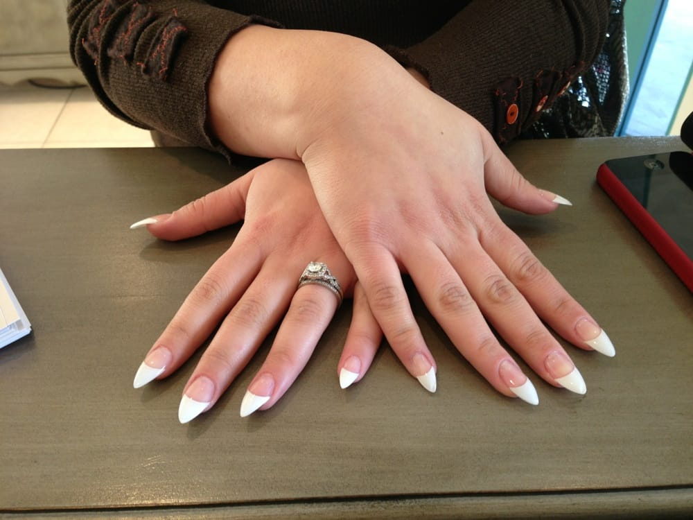 Stiletto nails - Yelp