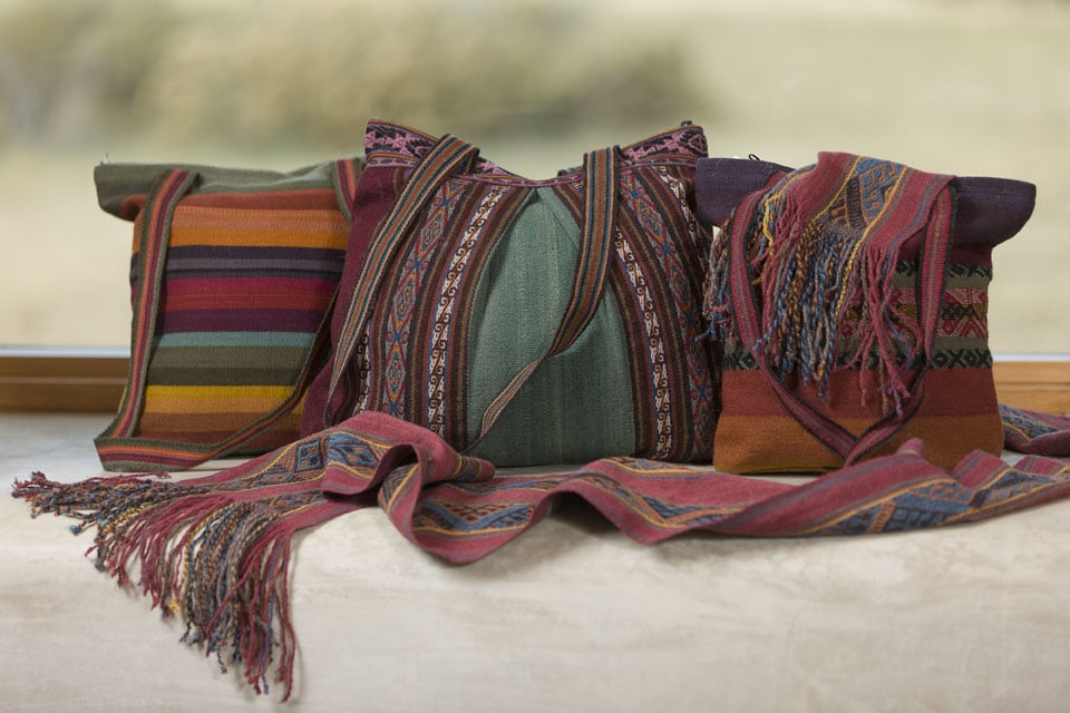 Photo Of Clothroads Loveland Co United States Handwoven Peruvian Bags And Scarves
