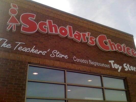 Scholar S Choice Retail Store Kitchener On
