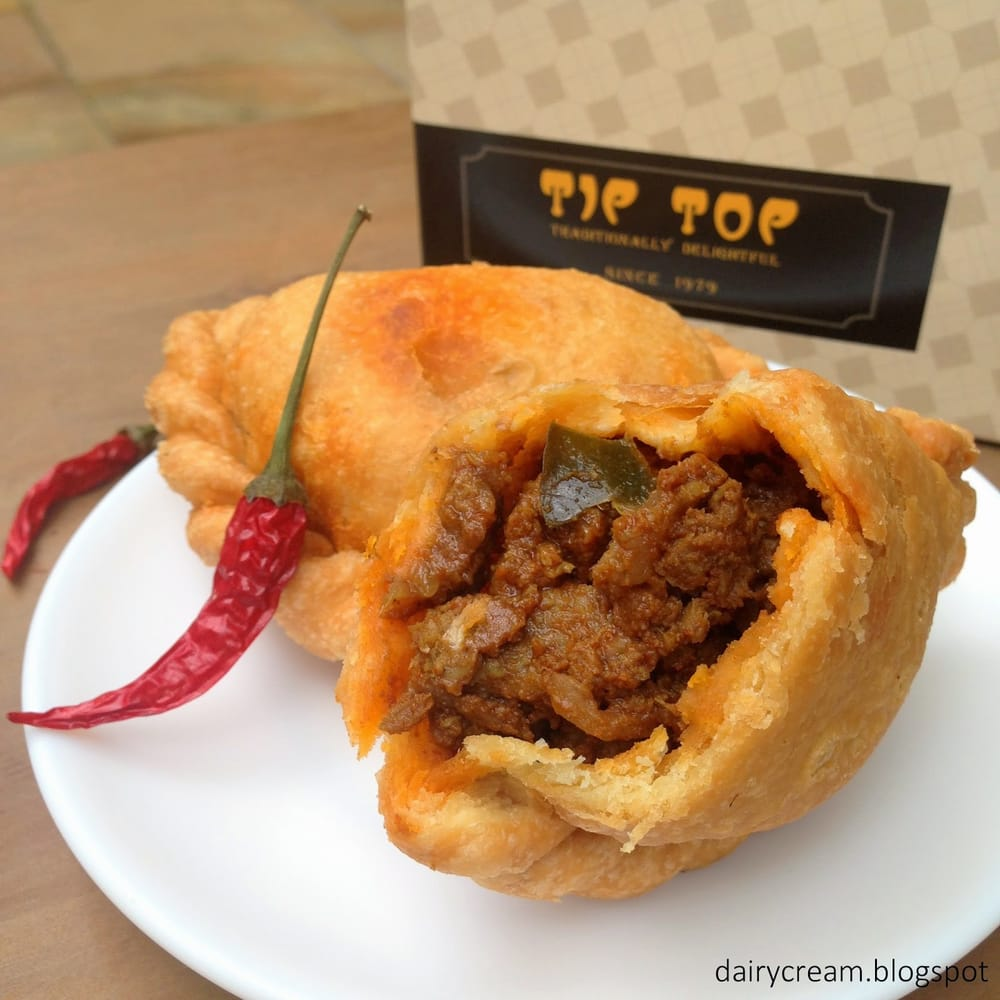 Tip Top Curry Puff Singapore