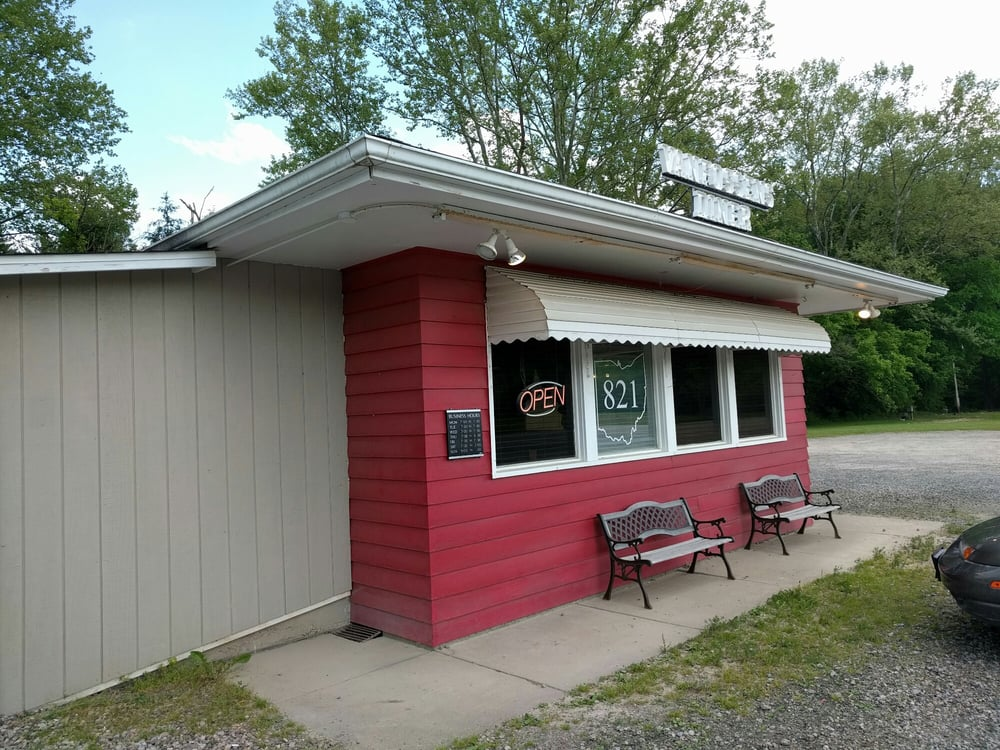821 Outpost Diner: 42614 Marietta Rd, Caldwell, OH