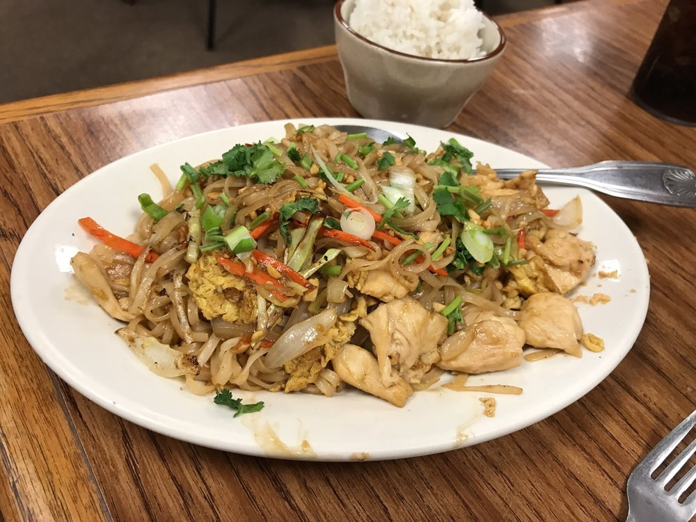 Mandarin Cafe: 1117 2nd St, Perry, IA