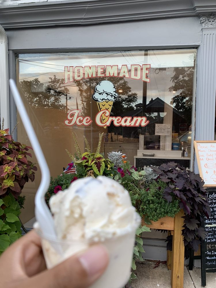 Food from Piermont Creamery