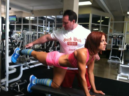 personal trainer in Santa Monica