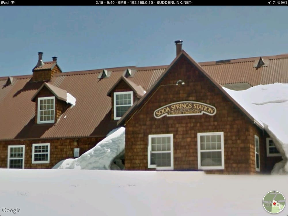 Donner Summit Historical Society: 21501 Donner Pass Rd, Soda Springs, CA