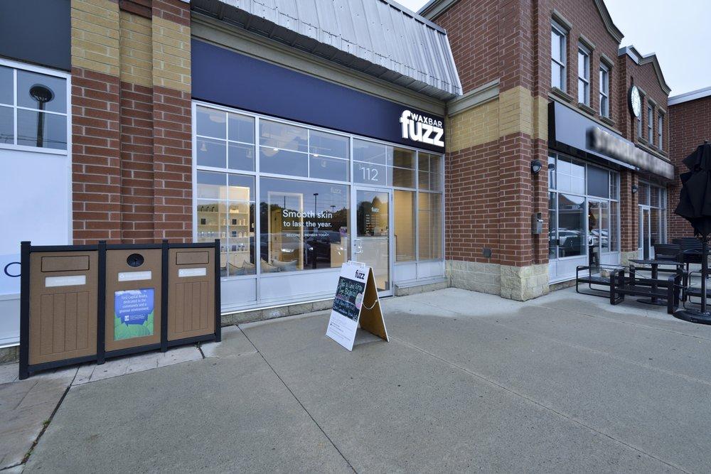 Fuzz Wax Bar: 321 Cornwall Road, Oakville, ON