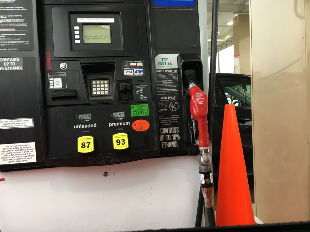 Costco Gasoline: 2431 Market St NE, Washington, DC, DC