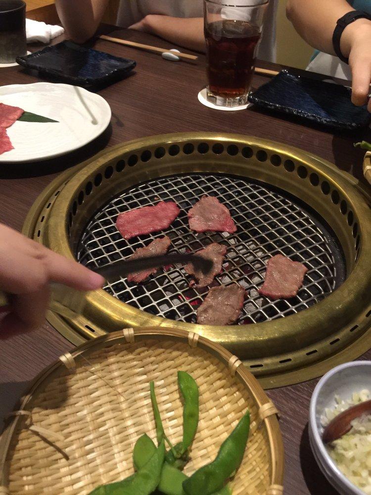 Beef Yakiniku Dining Yakiniquest Singapore