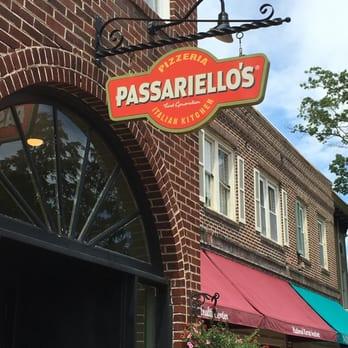 Passariellos Pizzeria Italian Kitchen Photos Reviews