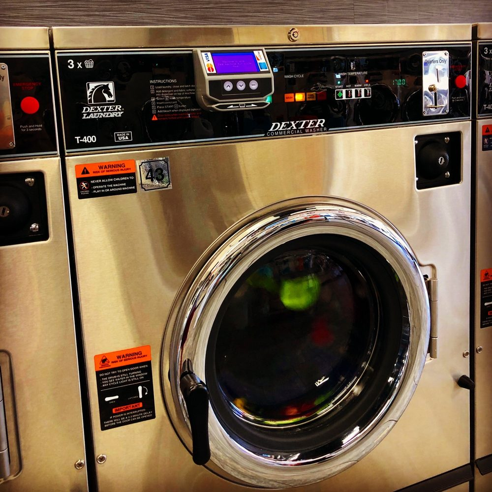 Lamar Coin Laundry: 6667 W Colfax Ave, Lakewood, CO