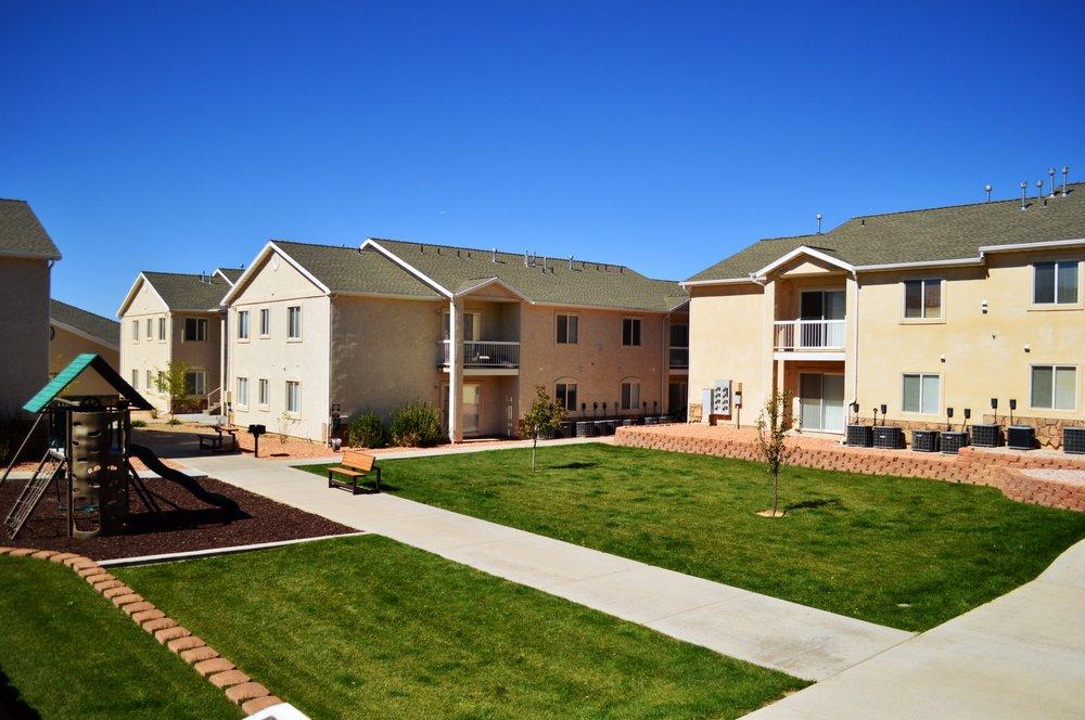 Cascade Springs Apartments: 2620 N Commerce Ctr Dr, Cedar City, UT