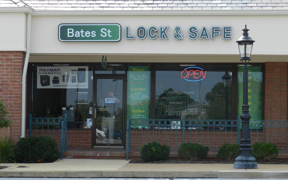 Bates Street Lock & Safe: 2522 Lemay Ferry Rd, Saint Louis, MO