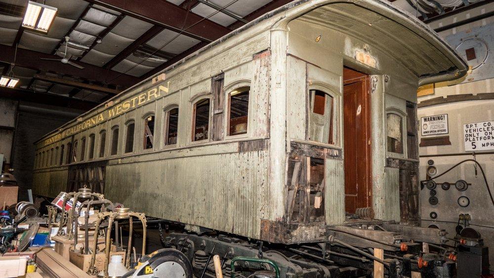 Nevada State Railroad Museum