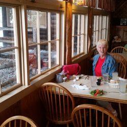 Photo Of Kaibab Lodge Jacob Lake Az United States Dining Area