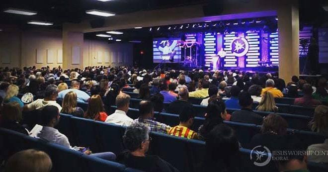 Iglesia Doral Jesus Worship Center: 1900 NW 89th Pl, Doral, FL