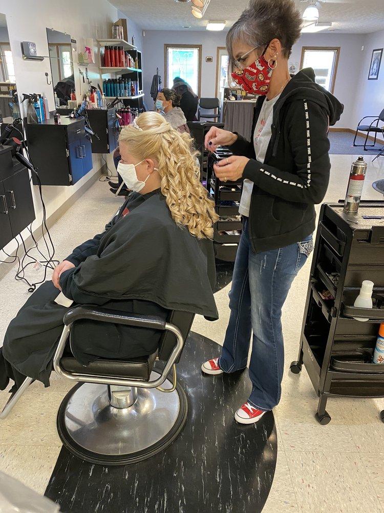 Zwick's Hair Salon: 214 N Mill St, Louisville, OH