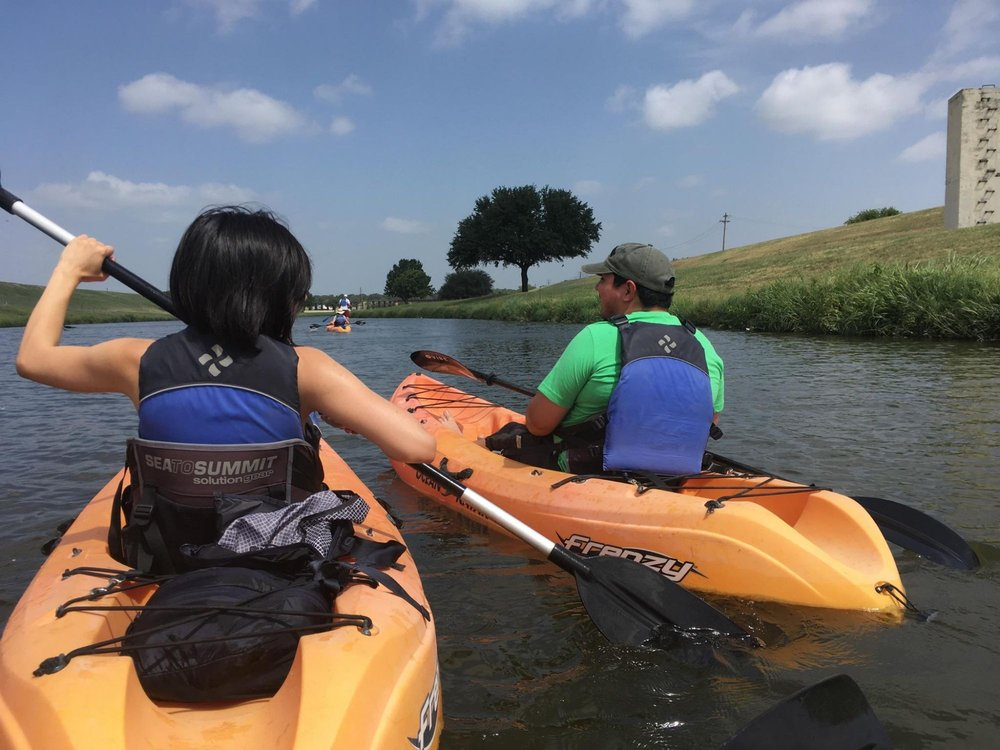 Backwoods Paddlesports: 480 N Taylor St, Fort Worth, TX