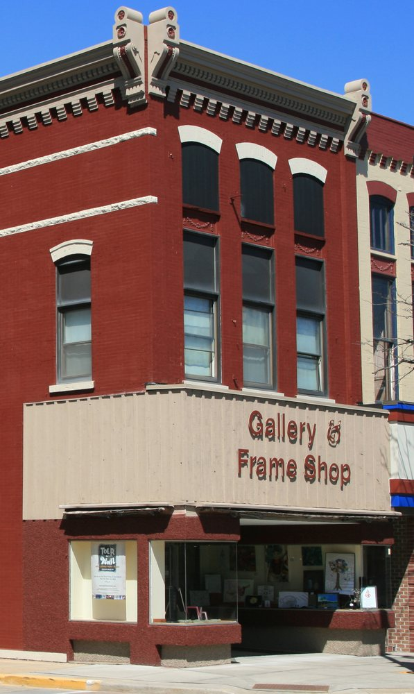 Gallery & Frame Shop: 94 S Main St, Fond du Lac, WI