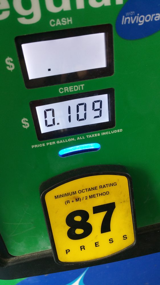 Fill Ups Food Stores: 21 Woodworth Rd, Lamont, FL