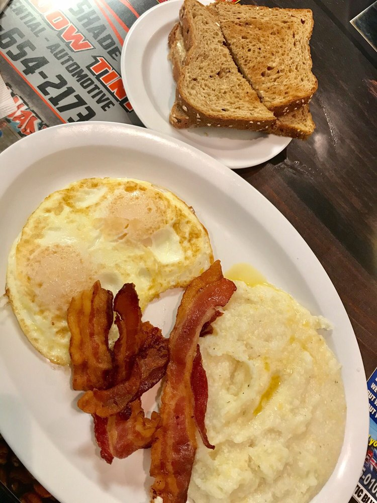 Grinders American Diner: 10230 Atlantic Blvd, Jacksonville, FL