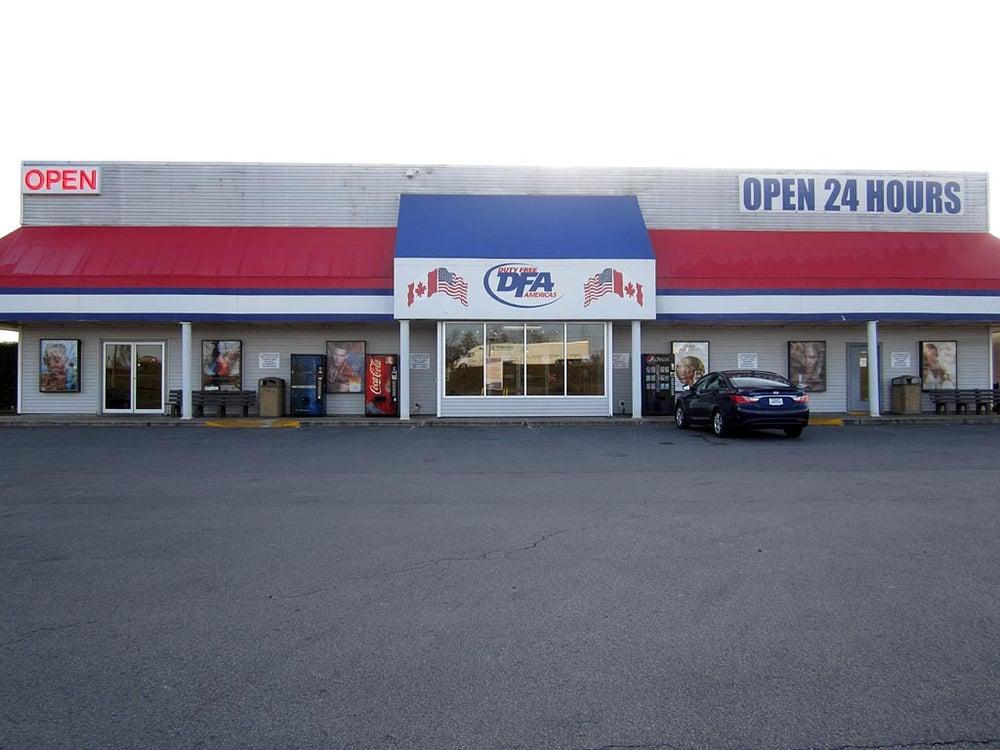 Duty Free Americas: 1400 E Service Rd, Champlain, NY