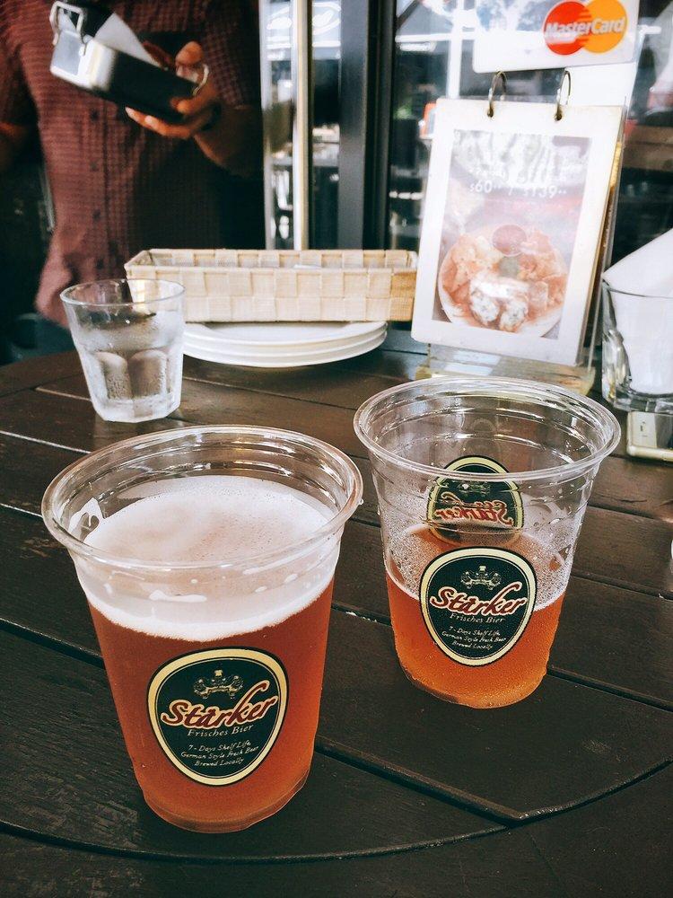 Stärker Fresh Beer Singapore
