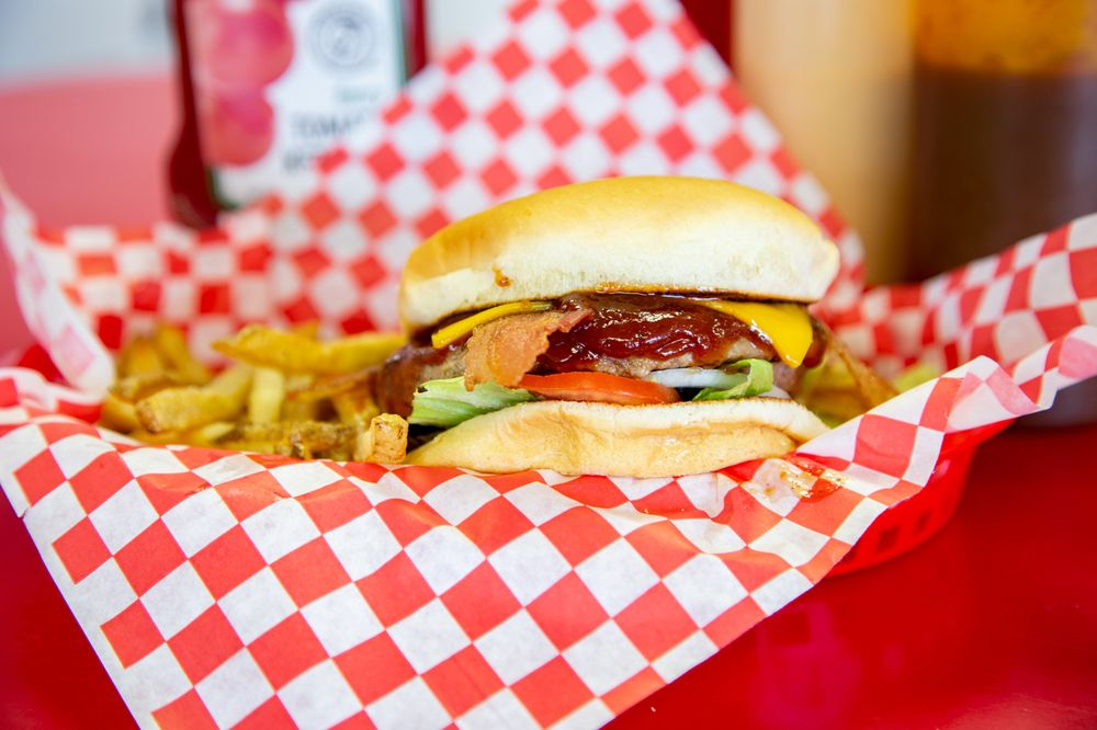 DC Burger: 516 E Broadway, Denver City, TX