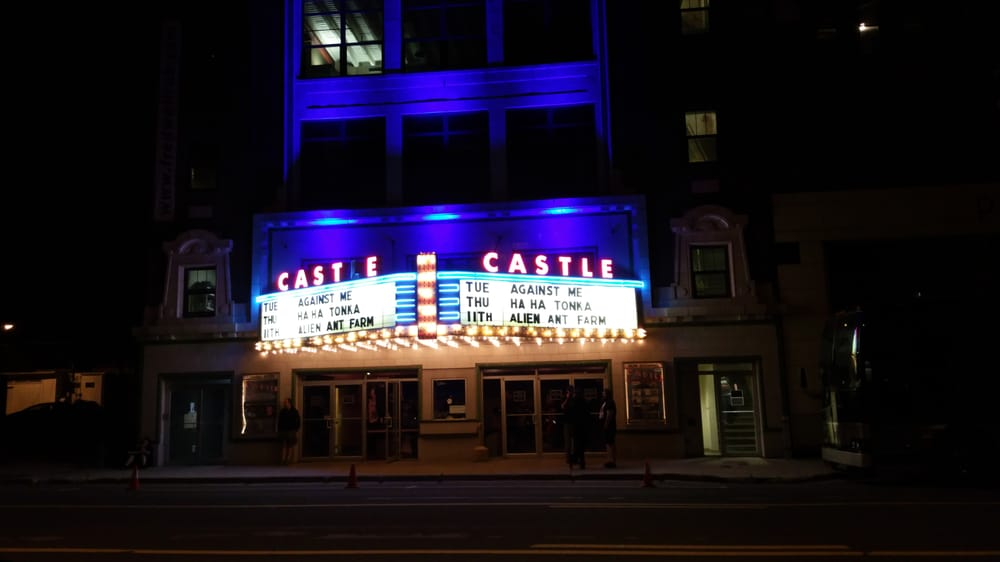 The Castle Theatre: 209 E Washington St, Bloomington, IL