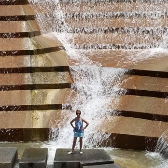Photo Of Fort Worth Water Gardens Tx United States My
