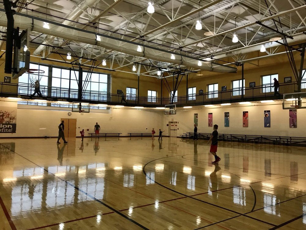 Westerville Community Center: 350 N Cleveland Ave, Westerville, OH