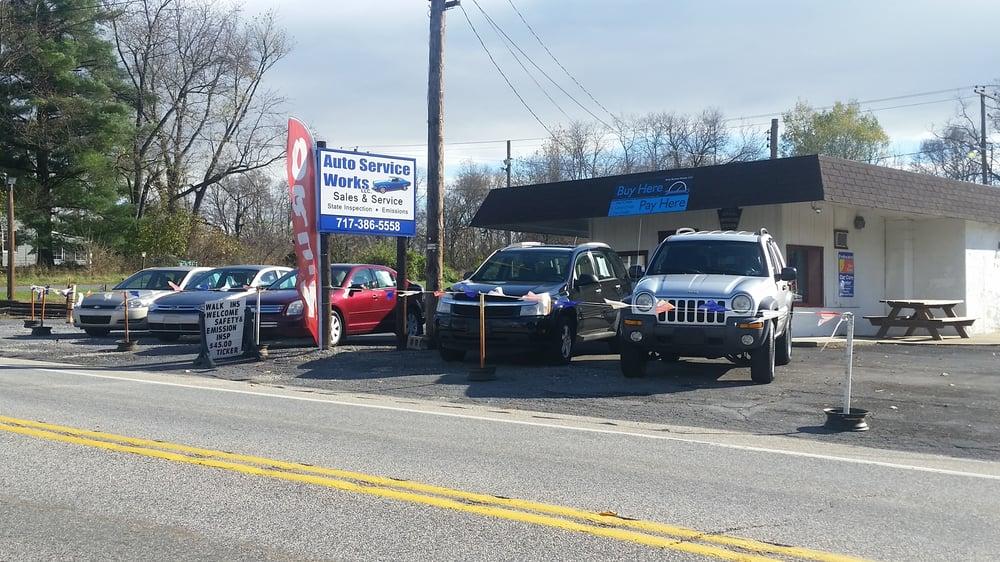 auto service works car dealers 1526 newville rd carlisle pa united states phone number. Black Bedroom Furniture Sets. Home Design Ideas