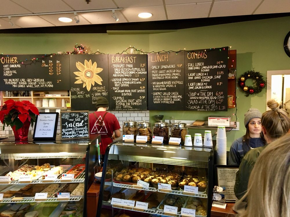 Wild Flour Bakery Cafe Banff