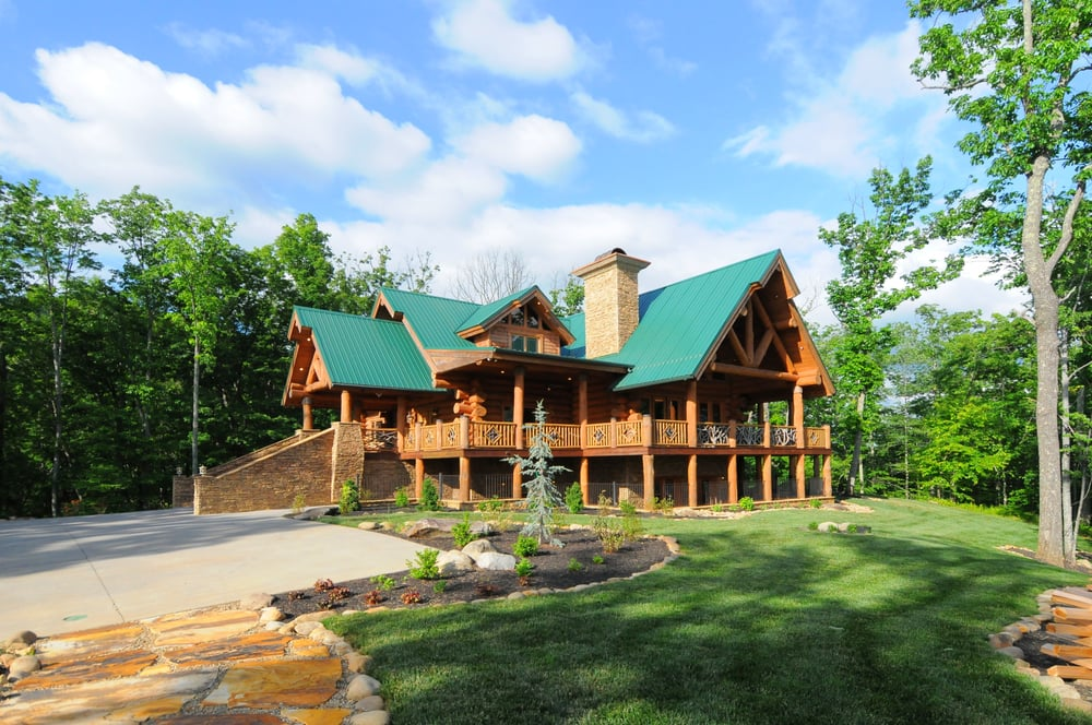 Mountain Air Cabin Rentals Vacation Rentals 1725