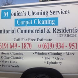 Monica S Cleaning Service Window Washing San Diego Ca