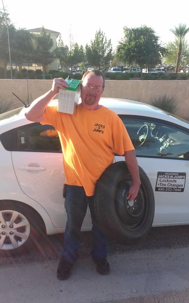 Jacksnjumps roadside assistance 17401 n 75th ave for Roadside assistance mercedes benz phone number