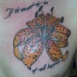 Chapters tattoo studio gallery tatuaggi 319 w for 307 salon casper wy