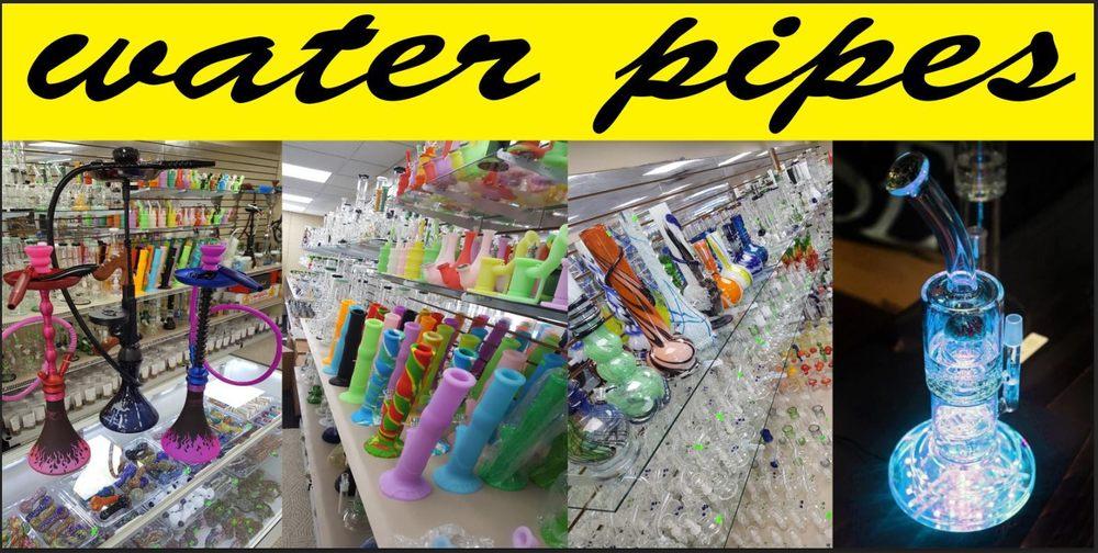Sweet Puff Smoke Shoppe And Vapes: 5260 Mobile Hwy, Pensacola, FL