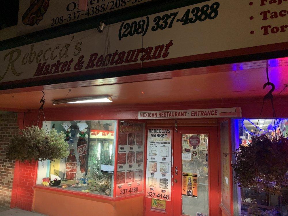 Rebecca's Mini Market: 12 W Idaho Ave, Homedale, ID