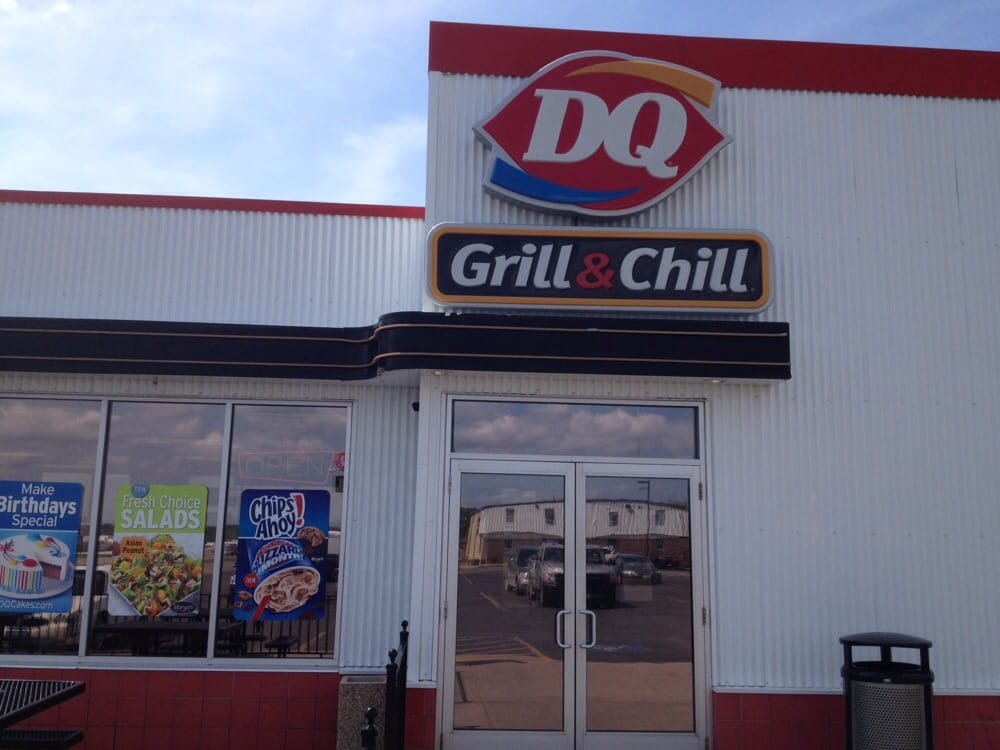 Dairy Queen Grill & Chill: 1310 Hobart St, Hawley, MN