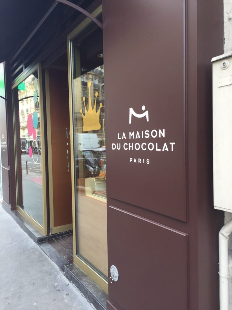 La maison du chocolat 20 photos 15 reviews for La maison du placard paris