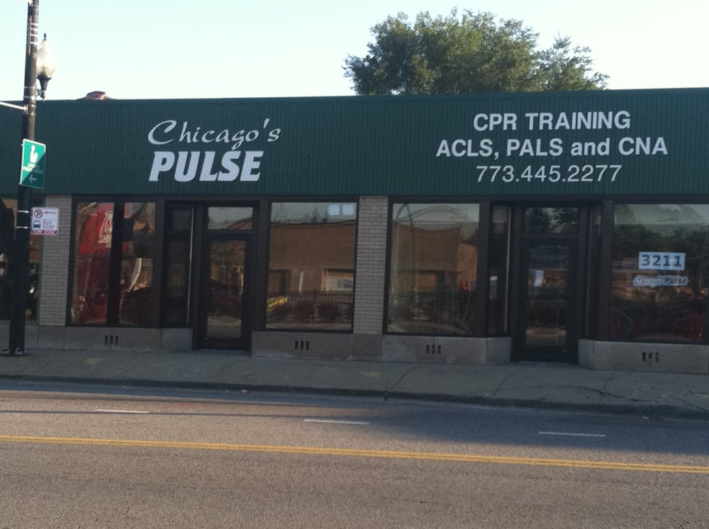 Chicagos Pulse Cpr Training Cpr Classes 3219 W 111th St Mount