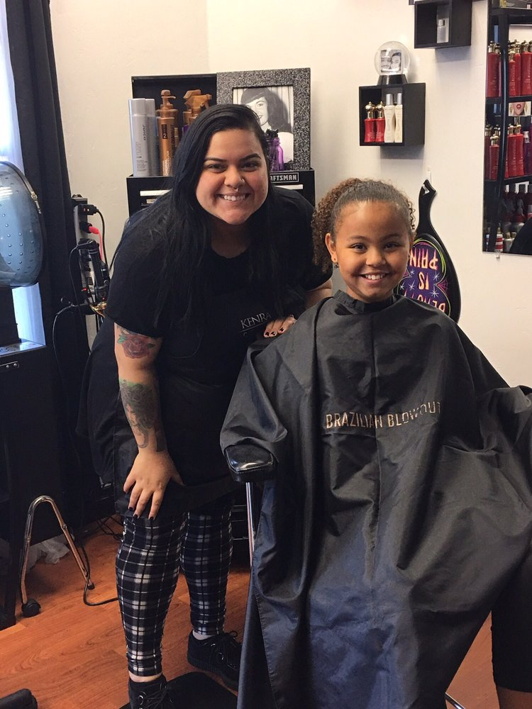 My Daughters First Haircut Done By The Best Yelp